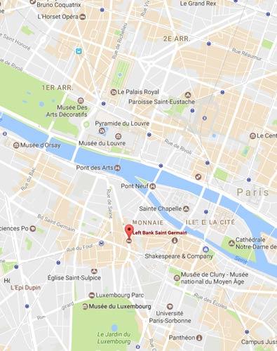 Hotel Left Bank St Germain Paris Official Site Direct Booking